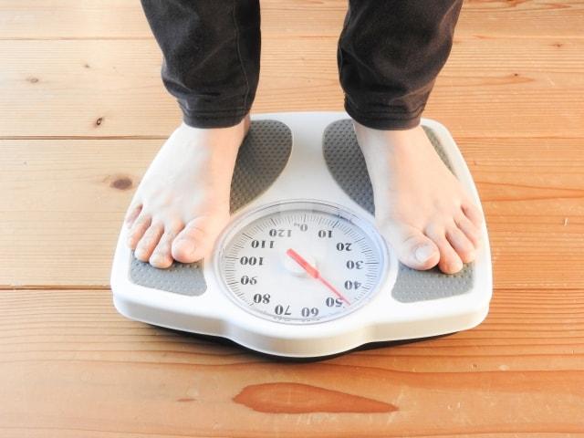 婚活中なのに年末年始で体重増加