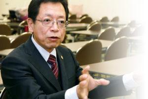 日本仲人協会 中西理事長
